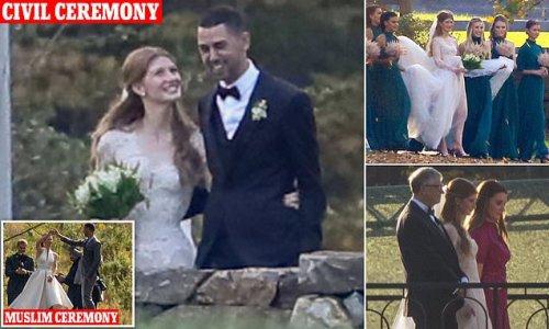Jennifer Gates and Nayel Nassar marry in secret Muslim ceremony