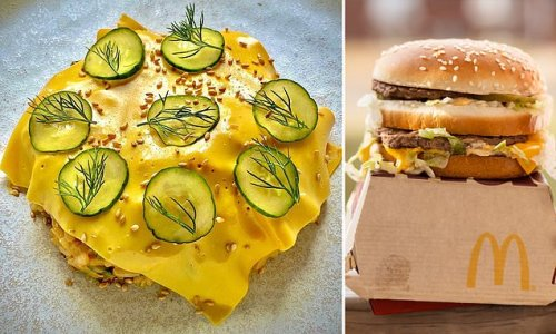 Foodies are going wild for this $26 BIG MAC risotto