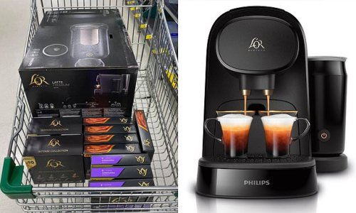 Woolworths is giving away free coffee machines