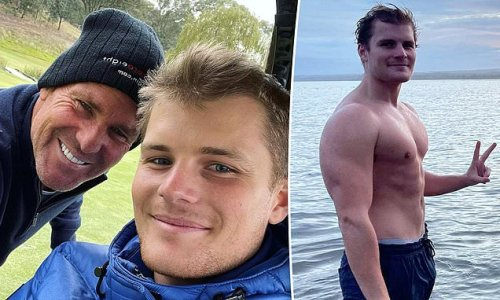 Shane Warne reveals secret behind his bond with son Jackson, 22