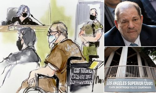 Weinstein pleads not guilty - again - to sexual assault charge in LA
