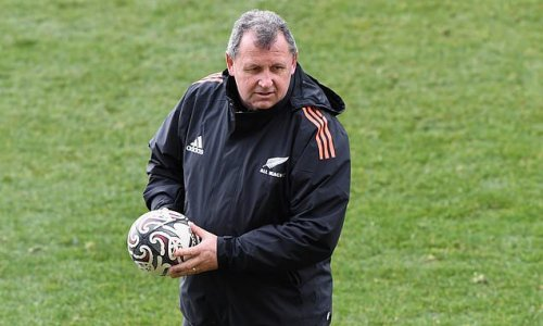 All Blacks coach Ian Foster criticises Lions series in South Africa