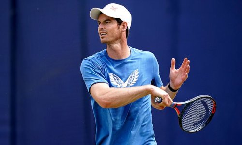 Murray crashes out of Open de Rennes