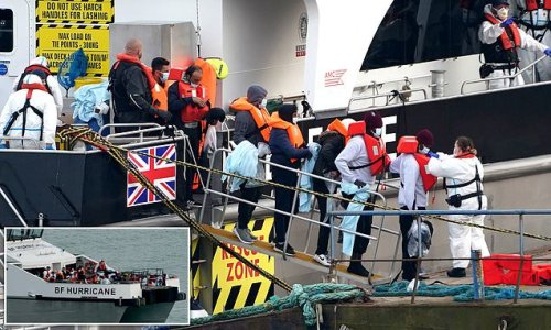 Number of migrants crossing the English Channel in 2021 nearly DOUBLE