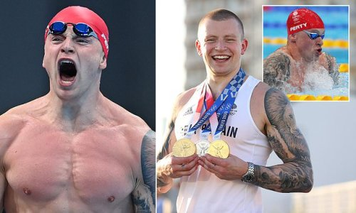Peaty insists 'money doesn't buy happiness' as he hits back at critics