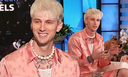 Machine Gun Kelly dishes on SNL performance which didn't go as planned
