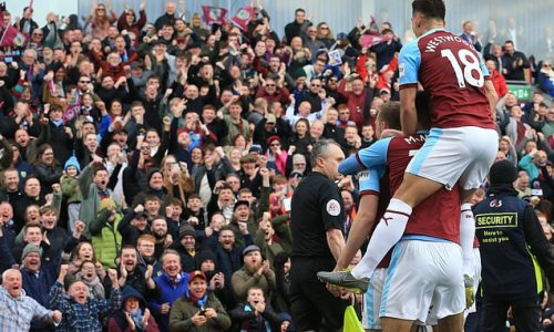 Burnley to allow up to 3,500 supporters FREE ENTRY to final home game