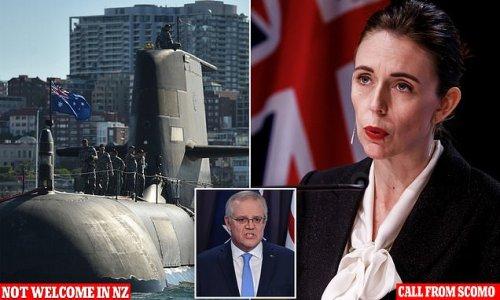 Scott Morrison called Jacinda Ardern before announcing AUKUS deal