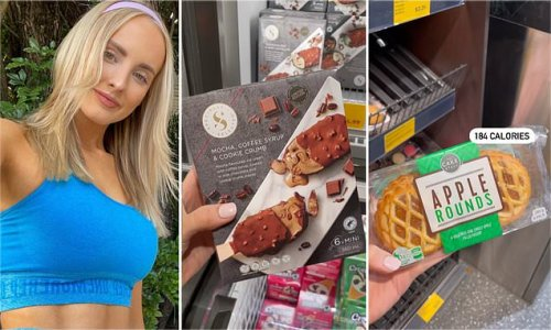 Fitness coach shares best snacks with less than 200 calories from Aldi