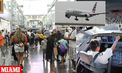 American Airlines cuts hundreds of flights as summer travel ramps up