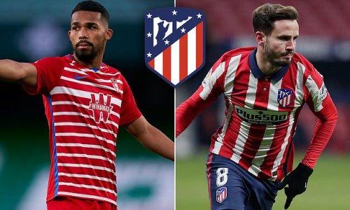 Atletico Madrid 'will turn to Yangel Herrera to replace Saul Niguez'