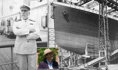 Expert Tim Maltin debunks myths of the Titanic in new documentary