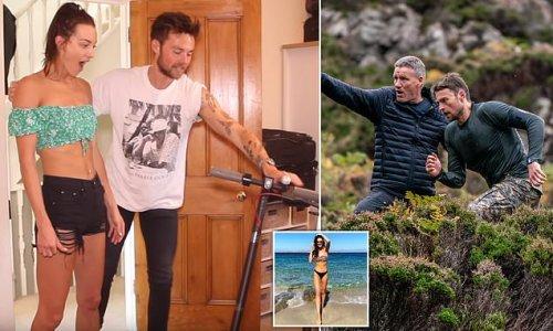 Boyfriend of Emily Hartridge fights grief by taking on SAS challenge