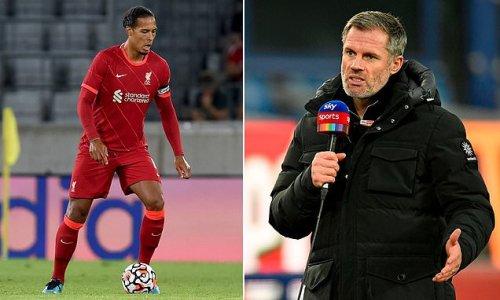 Carragher urges Liverpool not to rush Virgil van Dijk back into action