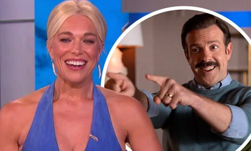 Hannah Waddingham says she 'asked the universe' for Ted Lasso role