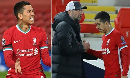 Klopp insists Firmino has not 'lost everything' despite poor form