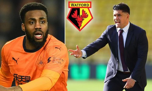 Danny Rose 'agrees deal to join Watford after leaving Spurs on a free'