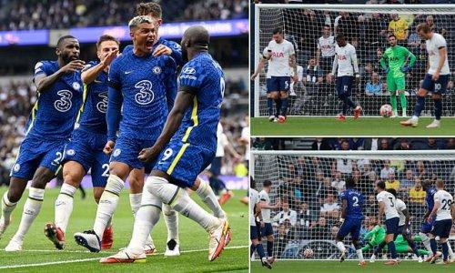 Tottenham 0-3 Chelsea: Blues crush rivals with statement second-half