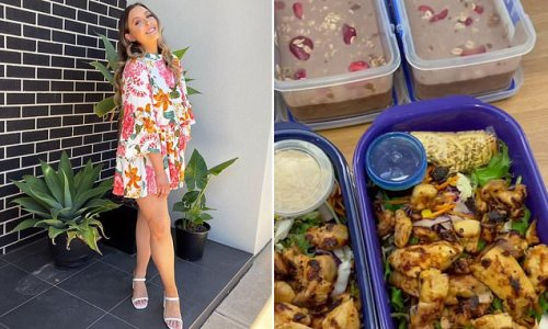 Nurse shares epic meal prepping hack for busy workers