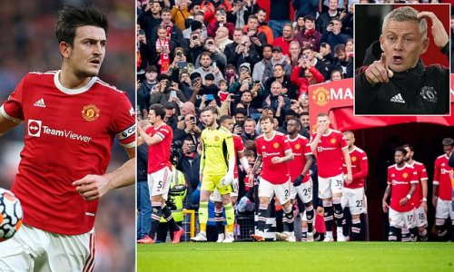 Solskjaer 'questioned over Maguire captaincy' by one Man Utd star