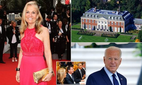Biden is planning to pick Jane Hartley, 71, as ambassador to the UK