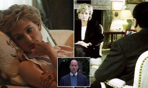 The Crown will dedicate episode to Princess Diana's 1995 Martin Bashir