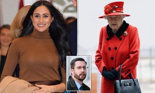 Meghan Markle is ready for 'brutal showdown' with Buckingham Palace