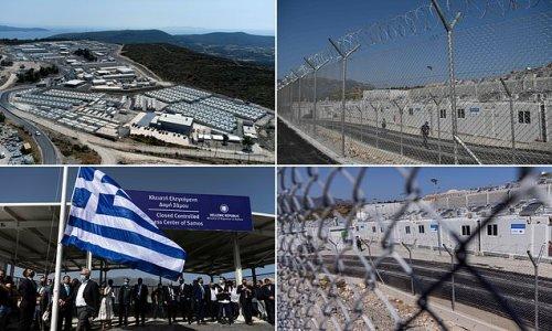 Greek migrant camp to house 3,000 as Afghan refugee scramble begins