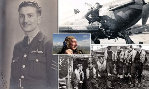 Last WWII pilot who taught Soviets to fly Hurricanes passes away