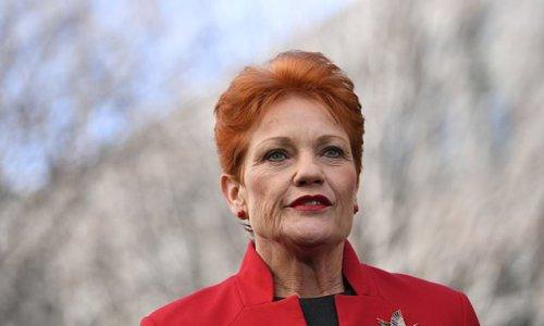 Pauline Hanson's heartbreak: shut border keeps her and lover apart