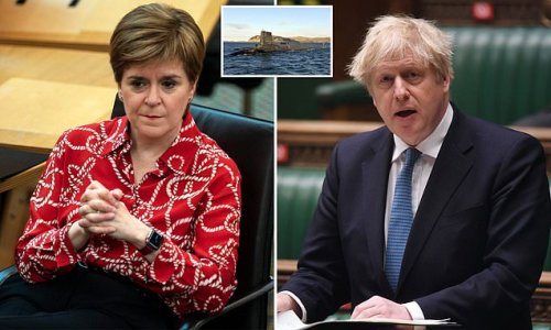 GAVIN ESLER, Why is Sturgeon being allowed to dominate the debate?