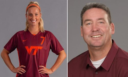 Ex-Virginia Tech soccer player sues coach over kneeling dispute