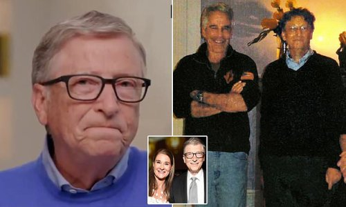 Bill Gates says spending time with Jeffrey Epstein was 'huge mistake'