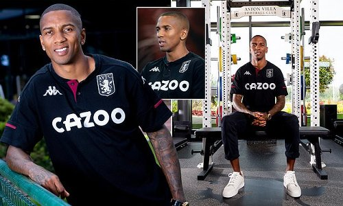 Aston Villa confirm the return of Ashley Young for his second spell