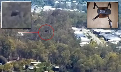 Drone flyer claims he has proof there are UFOs on the Gold Coast
