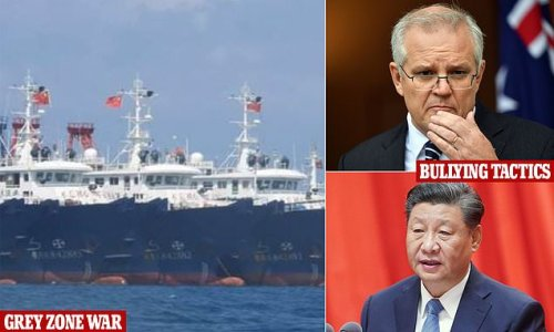 How China is nearing to a 'grey zone' war with Australia