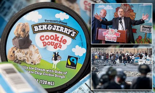 Ben & Jerry's co-founders pen support of Israeli settlement stance