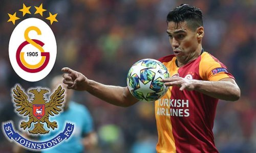 Radamel Falcao asked to LEAVE Galatasaray as they can't afford salary