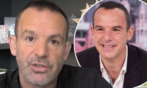 Martin Lewis explains he has had dental surgery and can't shave