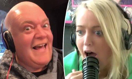 Kyle Sandilands bald: KIIS star horrifies co-host Jackie with new look