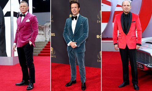 How the colourful blazer has become THE trend for celebs this season