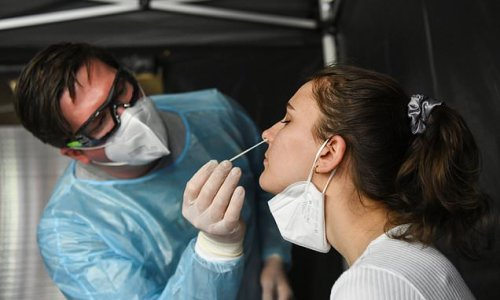 New 'hypersensitive' rapid test can tell if patients have Covid or flu