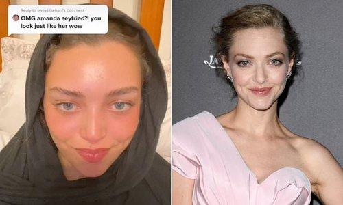Amanda Seyfried doppelgänger sends TikTok into frenzy