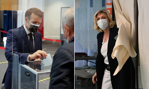 Macron and Le Pen suffer disastrous French regional elections