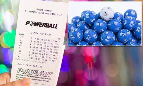 One lucky Australian Powerball winner takes home $8million jackpot