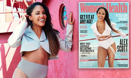 Alex Scott reveals she's being pressured by friends to freeze her eggs