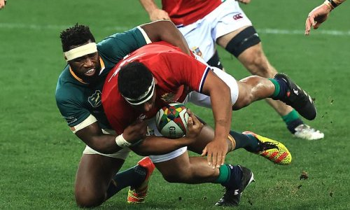 Gatland open for sudden death vs SA if third Test ends in a draw