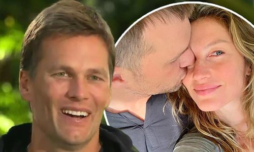 Tom Brady gushes over wife Gisele Bundchen for keeping marriage strong