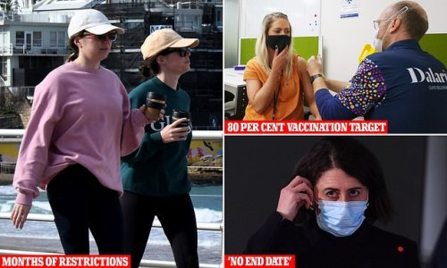 New South Wales may have to live with Covid restrictions until October
