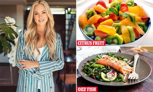 Nutritionist reveals the food combinations to eat for glowing skin